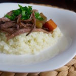 Slow-cooked beef (or any meat really…)