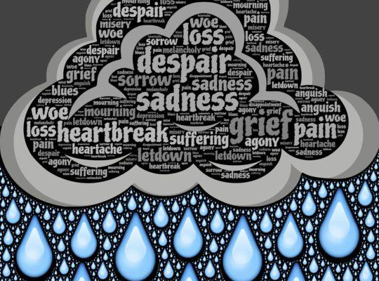 5 stages of grief, coronavirus, feelings during coronavirus, emotions